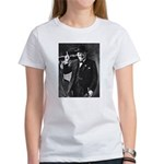 Purple Revolution Churchill 3 Women's T-Shirt