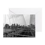Brooklyn Bridge Greeting Cards #2 (6)