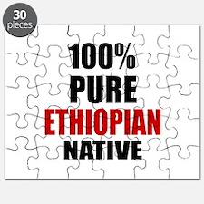 100 % Pure Ethiopian Native Puzzle