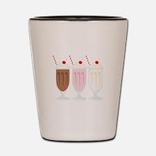 Milkshakes Shot Glass