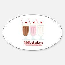 Milkshakes Decal