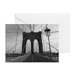 Brooklyn Bridge Greeting Cards #3 (6)