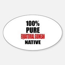 100 % Pure Equatorial Guinean or Eq Decal