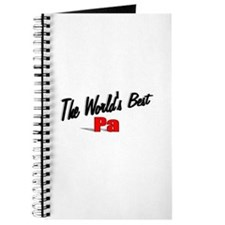 """The World's Best Pa"" Journal"