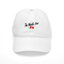 """The World's Best Pa"" Baseball Cap"