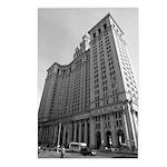 Municipal Building Postcards (8)