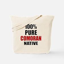 100 % Pure Comoran Native Tote Bag