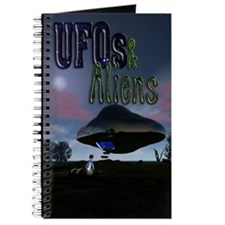 UFOs & Aliens Journal