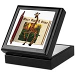 Gerry Giraffe Keepsake Box