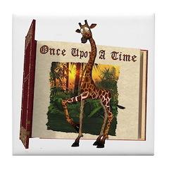 Gerry Giraffe Tile Coaster