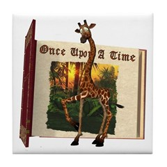 Gerry Giraffe Tile Coaster
