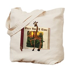 Gerry Giraffe Tote Bag
