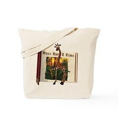 Gerry Giraffe Tote Bag