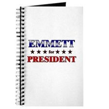 EMMETT for president Journal