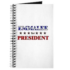 EMMALEE for president Journal