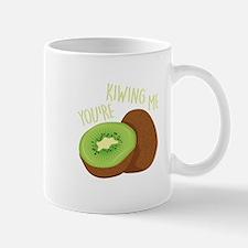 Kiwing Me Mugs