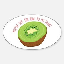 Got The Kiwi Decal