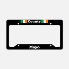 County Mayo - LPF License Plate Holder