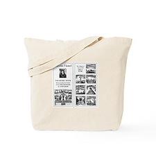 Tote Bag - Nicolas Flamel