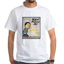 Ashcroft Calvin Patriot Act Shirt