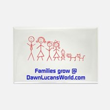 Families Grow Magnets