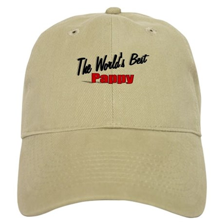 """""""The World's Best Pappy"""" Cap"""