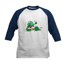Singing Frog with Microphone Tee