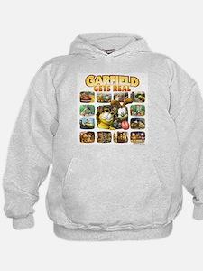 Garfield Gets Real Hoodie