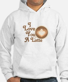 Love You Latte Hoodie