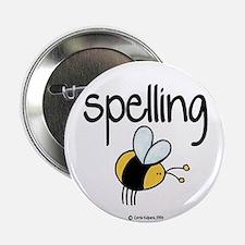 """Spelling Bee II 2.25"""" Button"""