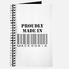 Made in Macedonia Journal