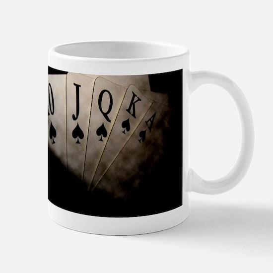 Poker Ace Cards Mugs