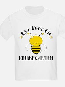1st Day Of Kindergarten T-Shirt