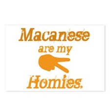 Macanese homies Postcards (Package of 8)