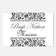 Pimp nation Macau Postcards (Package of 8)