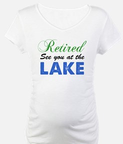 Retired See You At The Lake Shirt