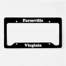 Farmville VA - LPF License Plate Holder