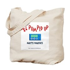 All Pumped Up Tote Bag