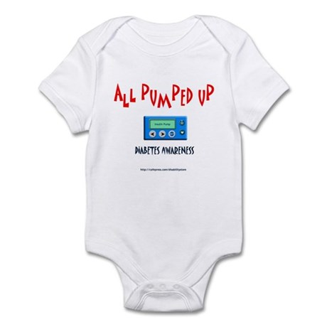 All Pumped Up Infant Bodysuit