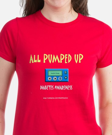 All Pumped Up Tee