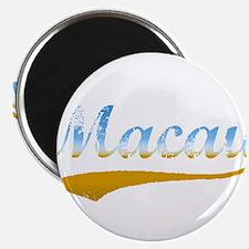 Beach Macau Magnet