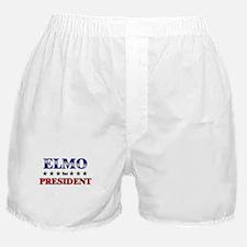ELMO for president Boxer Shorts