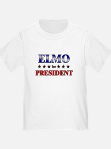 ELMO for president T