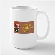 Arches National Park, Utah, Large Mug