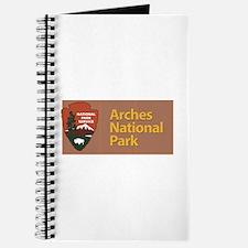 Arches National Park, Utah, Journal