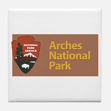 Arches National Park, Utah, Tile Coaster