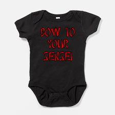 Cute Pedro Baby Bodysuit