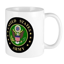 World War II Army MP Mug