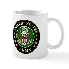 World War II Army MP Small Mug