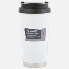 Olympic National Park, Travel Mug